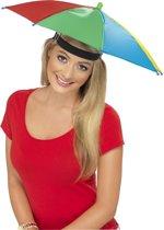 Parapluhoed | Grappig hoofddeksel voor festival