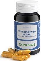 Bonusan Curcuma Longa Extract Capsules