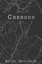 Chengdu Reise Notizbuch