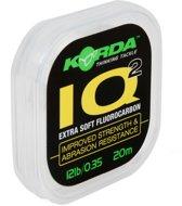 Korda IQ Extra Soft - Onderlijnmateriaal - 6.8 kg - Transparant