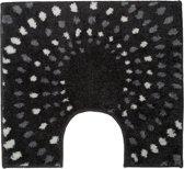 Floris Spray - WC mat - Grijs - 60 x 60 cm