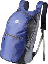 Dutch Mountains - Backpack Linde - Opvouwbare lichtgewicht rugzak 14 Ltr - Blauw