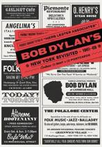 Bob Dylan's New York Revisited