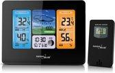 Draadloos weerstation met DCF-systeem - GreenBlue GB526