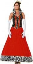 Prinsessen jurk voor vrouwen 40 (l)
