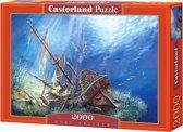 Sunk Galleon puzzel 2000 stukjes