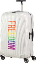 Samsonite Reiskoffer - Cosmolite Spinner 69/25 Fl2 Limited Edition (Medium) Freedom