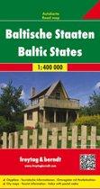 Baltische Staten ● Estland ● Letland ● Litouwen