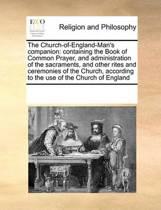 The Church-Of-England-Man's Companion
