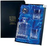 Royal Scot Crystal London Decanter-set
