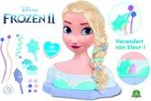 Disney Prinsessen - Kaphoofd Deluxe - Elsa