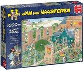 Jan van Haasteren De Kunstmarkt Puzzel 1000 stukjes