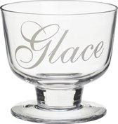 Gusta IJsschaaltjes 'Glace' -  2delig - Glas