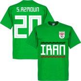 Iran Azmoun Team T-Shirt - S