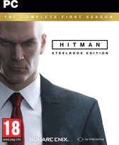 Hitman Complete 1st Season Steelbook Edition - Windows