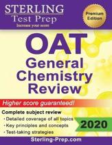 Sterling Test Prep OAT General Chemistry Review: Complete Subject Review