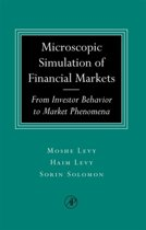 Microscopic Simulation of Financial Markets: From Investor Behavior to Market Phenomena