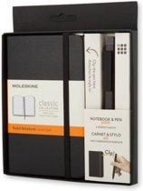 Moleskine Bundle Notebook Pocket Pen