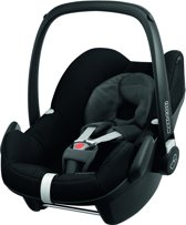 Maxi-Cosi Pebble Q Design - Autostoel - Black Devotion