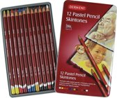 Derwent Pastel Pencil huidskleur 12 stuks blik DPP2300563