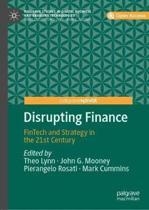 Disrupting Finance