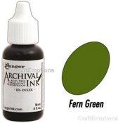 Ranger Archival Reinkers - fern green