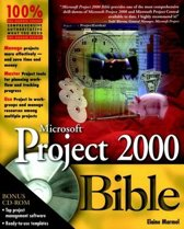 Wiley Microsoft Project 2000 Bible