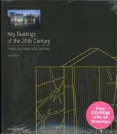 Key Buildings of the 20th Century, Second edition