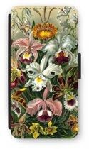 iPhone 6/6S Plus Flip Hoesje - Haeckel Orchidae