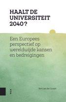 Haalt de universiteit 2040?
