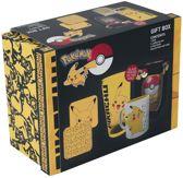 Pokémon Gift Box (mok, glas, onderzetters)