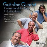 Contemporary Italian Music For Guitar