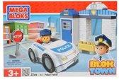 Mega Bloks Blok Town Politie Bureau - Constructiespeelgoed