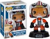 Funko: Pop Star Wars Bobble: Luke Pilot