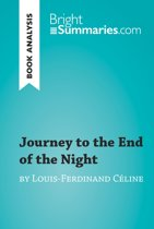 Journey to the End of the Night by Louis-Ferdinand Céline (Book Analysis)