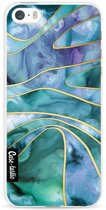 Casetastic Softcover Apple iPhone 5 / 5s / SE - The Magnetic Tide
