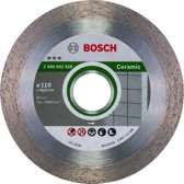 Bosch - Diamantdoorslijpschijf Best for Ceramic 110 x 22,23 x 1,8 x 10 mm