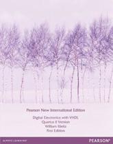 Digital Electronics with VHDL (Quartus II Version)