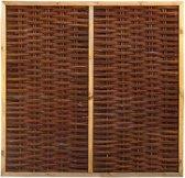 Intergard Wilgenscherm - 180x180cm