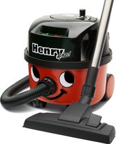 Numatic Henry Plus Eco Hrp200 - Stofzuiger met zak - Rood
