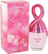 Bebe Love By Bebe Eau De Parfum Spray 100 ml (edition 2013) - Fragrances For Women