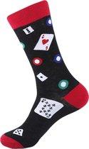 Hippe Sokken -  Casino ,  Maat 41 - 47