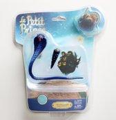 The Little Prince - De kleine Prins - Figurine Le Petit Prince : Les idées noires et le serpent - De Slang en de Zwarte Ideeen
