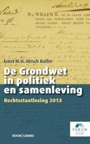 FORUM reeks - De grondwet in politiek en samenleving