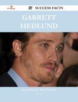 Garrett Hedlund 57 Success Facts - Everything you need to know about Garrett Hedlund