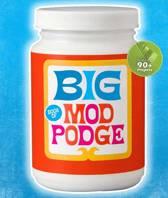 The Big Book of Mod Podge