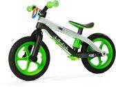 Chillafish BMXie-RS - loopfiets met voetensteun en verstelbare zadel, voor kinderen van 2 tot 5 jaar - Groen