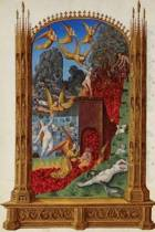 Purgatory by the Limbourg Brothers
