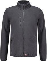 Tricorp 301012 Sweatvest Fleece Luxe Donkergrijs maat L