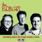Something About The  Korgis-Sound & Vision, Cd + Dvd